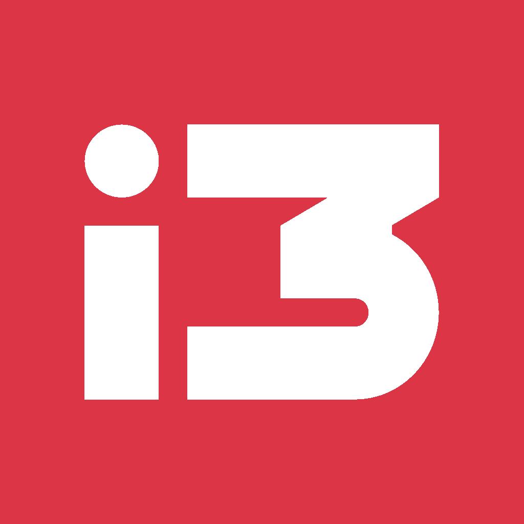i3center logo